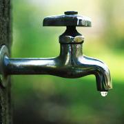 アクアリウムと水道水